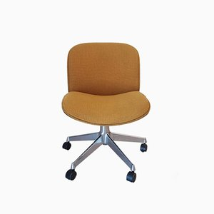 Swivel Office Chair by Ico & Luisa Parisi for MIM, 1950s
