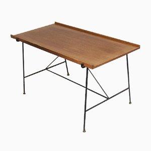 Table Basse avec Plateau par Augusto Bozzi pour Saporiti, 1955