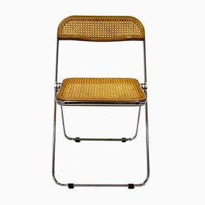 Plia Folding Chair by Giancarlo Piretti for Castelli, 1970s