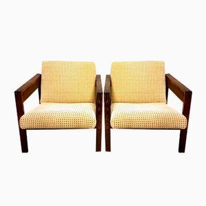 SZ25 Sessel von Hein Stolle für 't Spectrum, 1950er, 2er Set