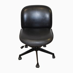 Vintage Office Swivel Chair by Ico & Luisa Parisi for MIM, 1962