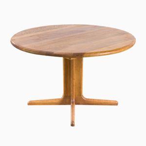 Table de Salle à Manger Ronde par Niels O. Møller pour Gudme Mobelfabrik, 1960s
