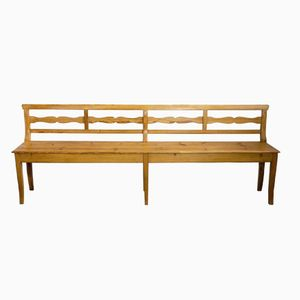 Softwood Bench, 1830s