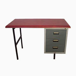 Industrieller Schreibtisch von Obbo, 1950er