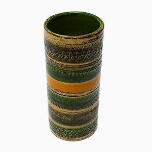 Vase by Aldo Londi for Ceramiche Paoli, 1970s