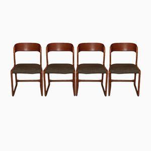Stühle von Baumann, 1970er, 4er Set