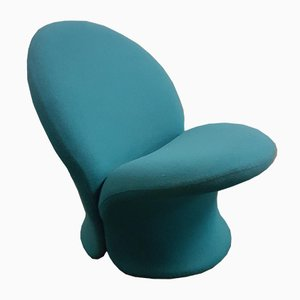 F572 Armchair by Pierre Paulin for Artifort, 1967