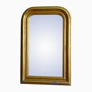 Vergoldeter Französischer Vintage Spiegel