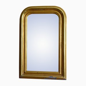 Vintage French Gilded Mirror