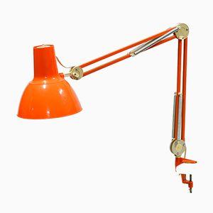 Lampada da tavolo PL85 di Jac Jacobsen per Luxo, anni '70