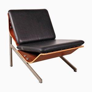 Model FM50 Easy Chair by Cornelis Zitman for Pastoe, 1960s
