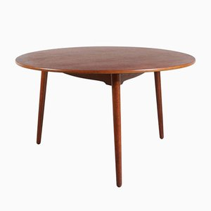 FH4602 Dining Table by Hans J. Wegner for Fritz Hansen, 1950s