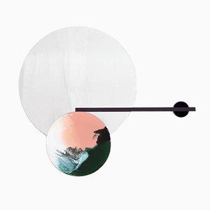 Balance-Mirror Nr. 08 mit Regal von Elisa Strozyk
