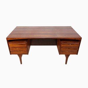 Mid-Century Schreibtisch aus Palisander von Vlad Mortensen, 1955