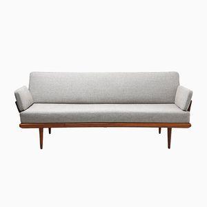 Minerva Tagesbett/ Sofa mit Armlehnen von Hvidt & Mølgaard für France & Søn