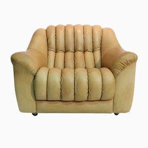 Vintage Leder Sessel von de Sede