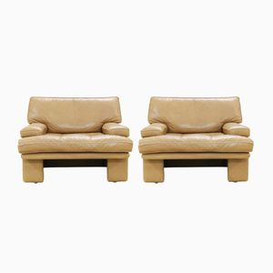 Vintage Sirino Armchairs from Walter Knoll, Set of 2