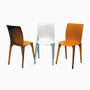Lambada Chairs by Marco Zanuso & Richard Sapper for Gavina, 1964, Set of 3