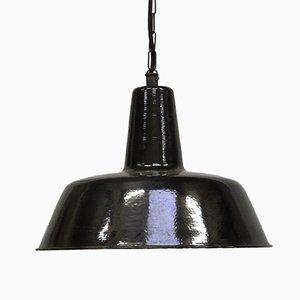 Mid-Century Industrial Pendant Lamp, 1950s