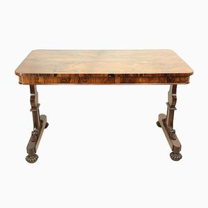 William IV Rosewood Veneer Table, 1830s