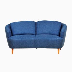 Mid-Century Zwei-Sitzer Sofa, 1950er