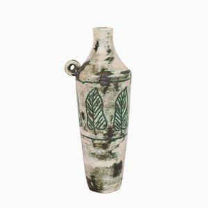Französische Keramik Vase von Jacques Blin, 1950er