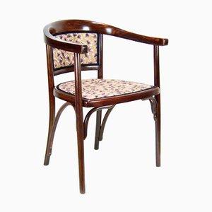 Jugendstil Armlehnstuhl von Gebrüder Thonet für Fischel, 1920er
