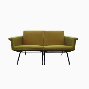 Modular Two-Seater Sofa by Pierre Guariche for Airborne, 1960s