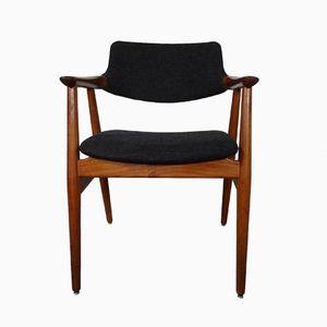 Vintage Teak Armchair by Erik Kirkegaard for Glostrup, 1960s