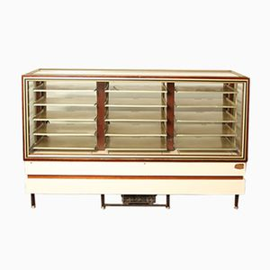 Pastry Display Cabinet with Cooling Installation from Kenplaat, 1960s