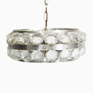 Scandinavian Pendant Lamp, 1960s