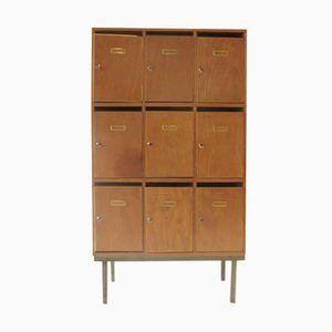 Post Box Cabinet, 1950s