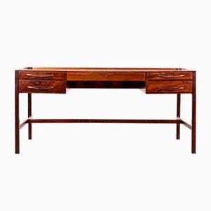 Rosewood Desk by Kurt Østervig for Jason Møbler, 1957