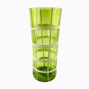 Murano Glass Vase by Federico de Majo for Zafferano, 2001