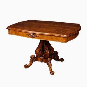 Französischer Tisch aus Walnuss aus 19. Jhdt.