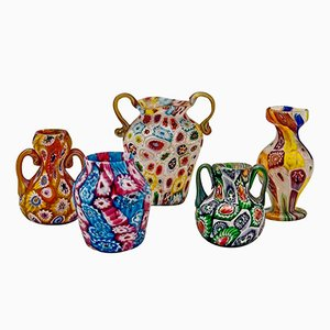 Murano Five-Piece Set from Fratelli Toso
