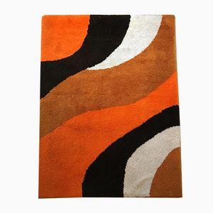 Teppich aus Wolle, 1970er