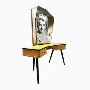 Dutch Vintage Vanity Table, 1960s