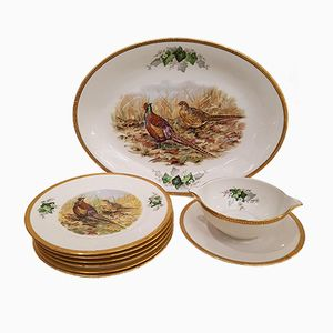 Vintage Porzellan Geschirr von Limoges