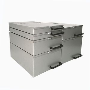 Vintage Metal Storage Unit, 1970s