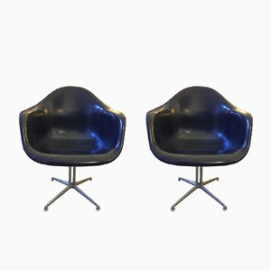 La Fonda Chairs by Charles & Ray Eames for Herman Miller, 1960s, Set of 2