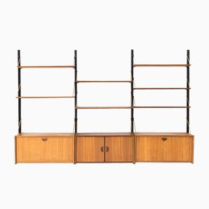Vintage Wall Unit by Louis van Teeffelen for Wébé