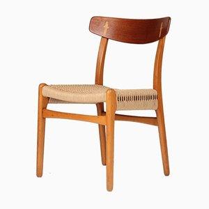 Mid-Century CH23 Chair by Hans Wegner for Carl Hansen & Søn