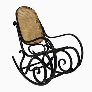 Model No.10 Rocking Chair by Michael Thonet, 1930s
