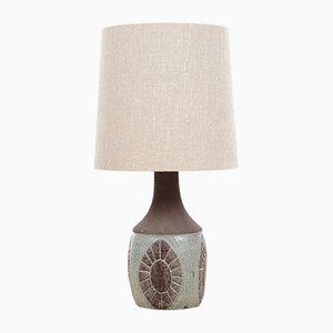 Ceramic Lamp, 1960s