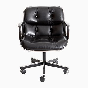 Executive Chair by Charles Pollock for Knoll Inc, 1965