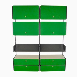 Vintage Action Office Wall Unit by George Nelson and Robert Probst for Vitra