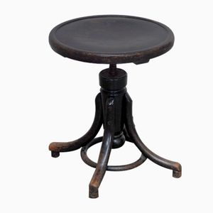 Vintage Piano Stool from Thonet