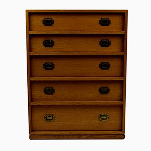 Vintage Model 301 Chest of Drawers by Henning Korch for Silkeborg