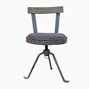 Small Vintage Soviet Chair